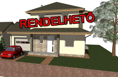megrendelhető új ház