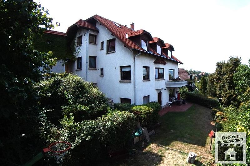 Körpanorámás budai ház XXII