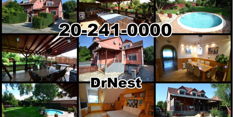 eladó ház collage kép