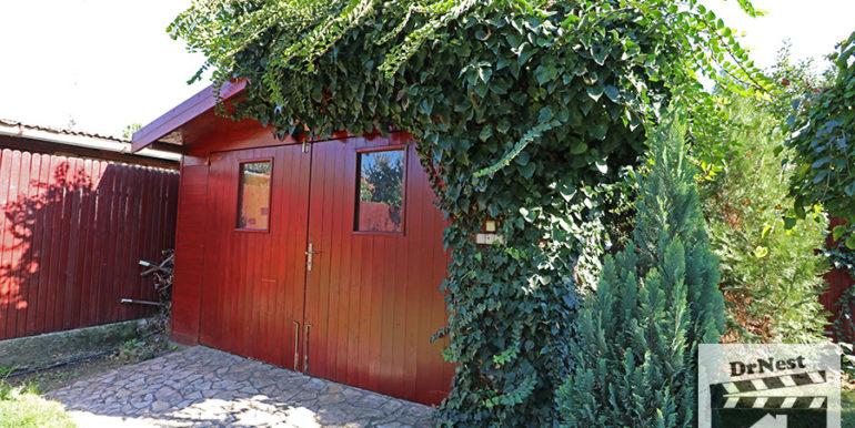 kerti szerszámos faház